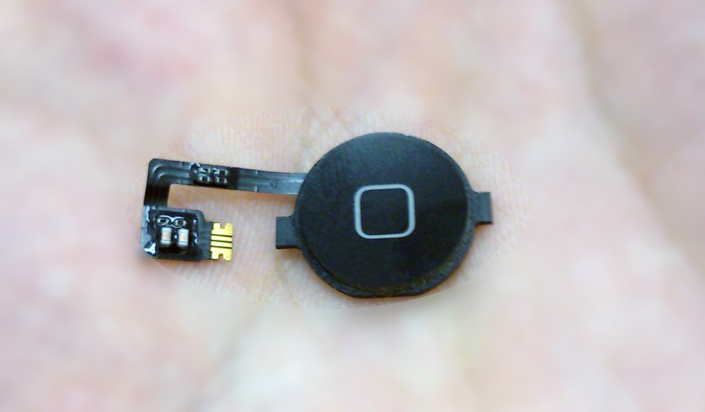 iPhone4ホームボタンが効かなくなるワケ