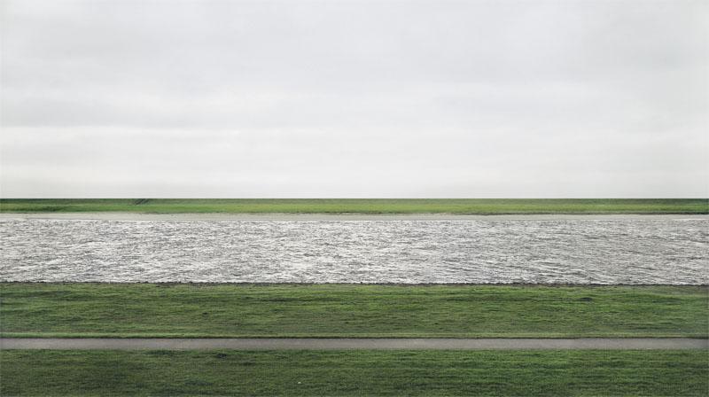 写真1枚 3億5千万円 アンドレアス・グルスキー展 国立新美術館