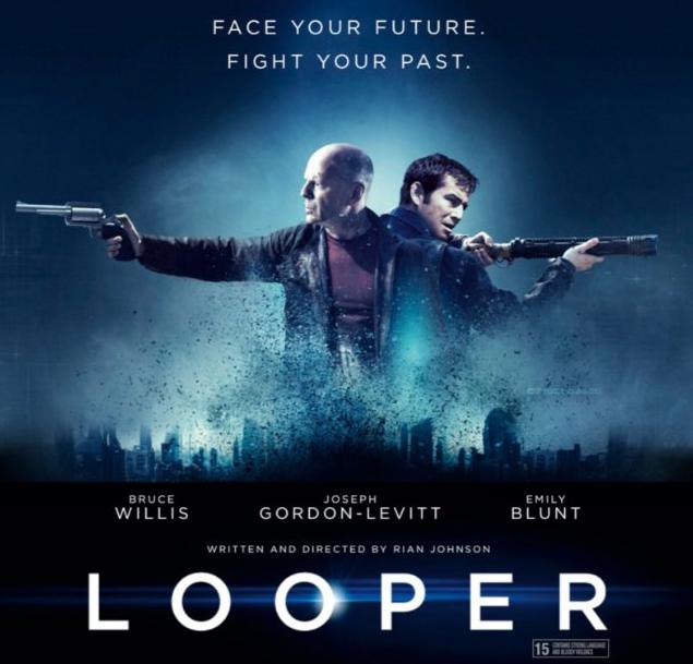 ルーパー/LOOPER 2013年おすすめ映画