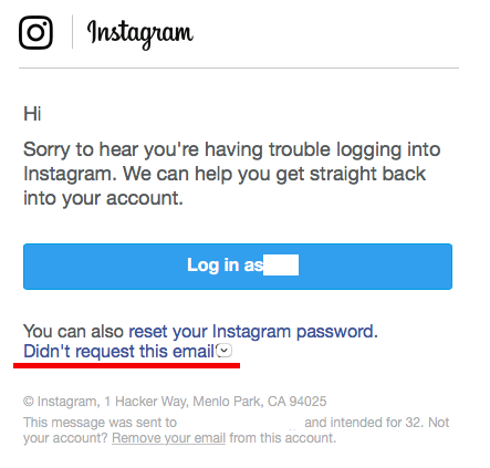 instagramに防衛機能が微妙に追加