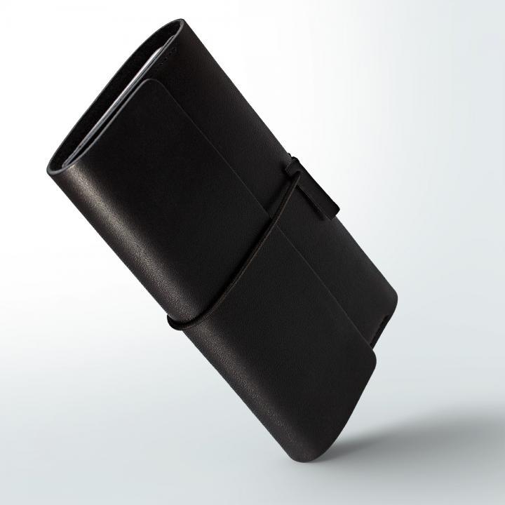 MYNUS 栃木レザーケース iphone X 2ヶ月利用レビュー