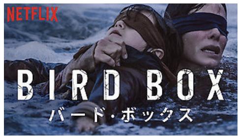 BIRD BOX /netflix